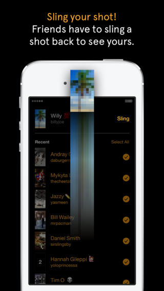 Facebook Slingshot 1.0 for iOS (iPhone screenshot 004)
