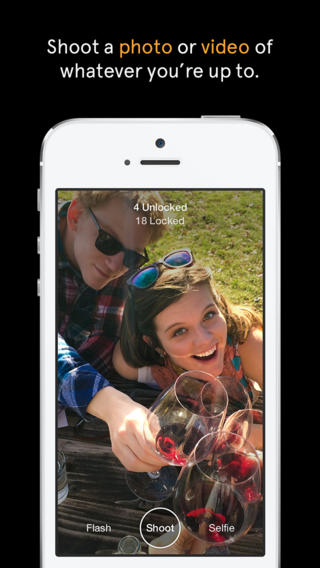 Facebook Slingshot 1.0 for iOS (iPhone screenshot 005)