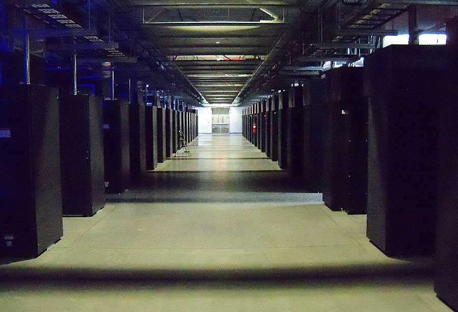 Facebook data center (North Carolina 001)