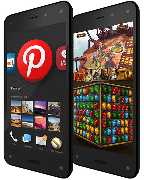 Fire Phone Front