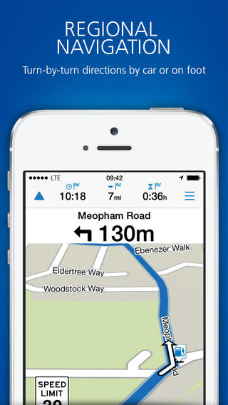Garmin Viago 1.0 for iOS (iPhone screenshot 002)