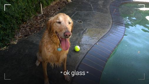 Glass Viewfinder