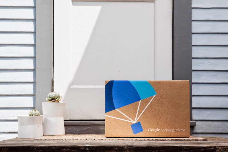 Google Shopping Express (next-day delivery teaser 001)
