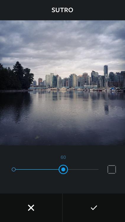 Instagram 6.0 para iOS (captura de pantalla de iPhone 004)
