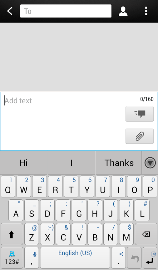 KeyPoiunt Adaptxt (Android keyboard 001)