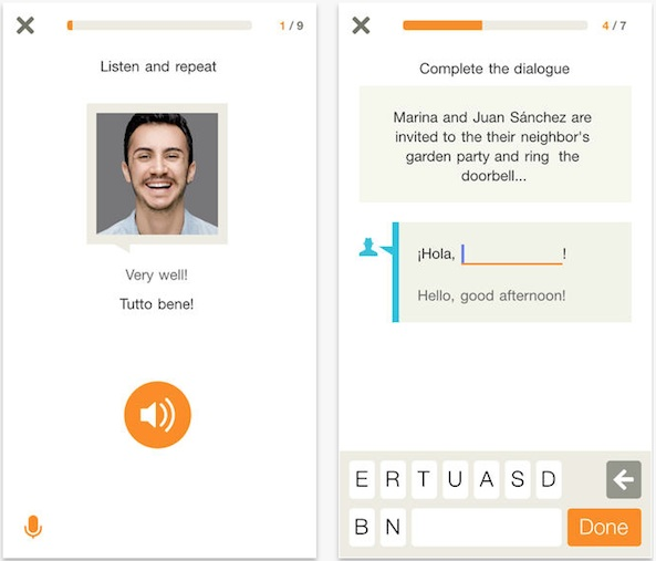 Learn Languates with Babbel