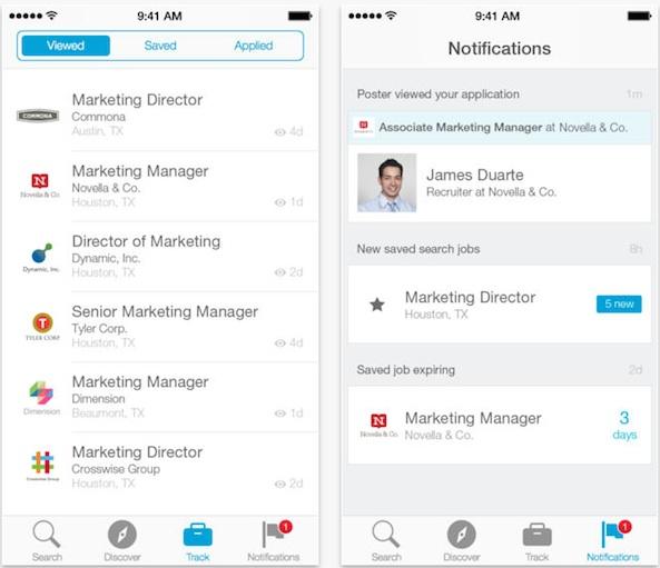 LinkedIn Job Search 1