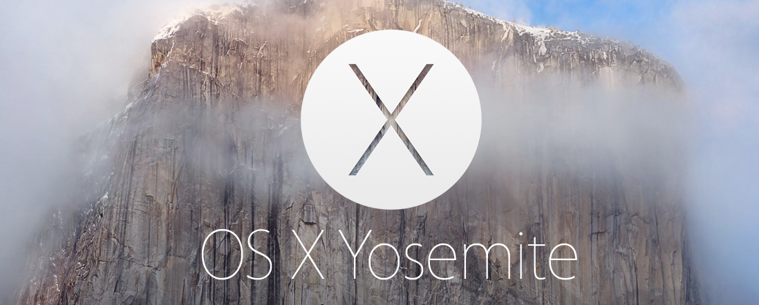 OS X Yosemite Splash