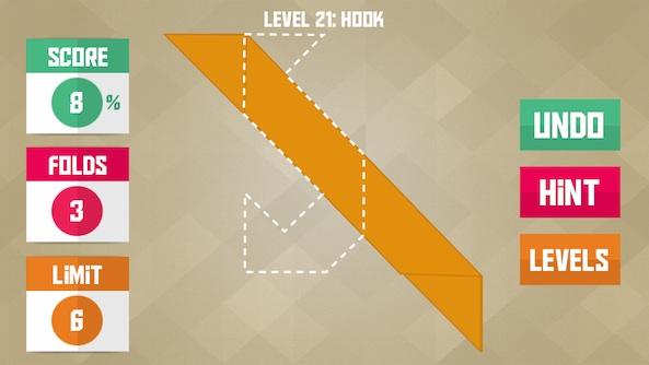 Origami Game App