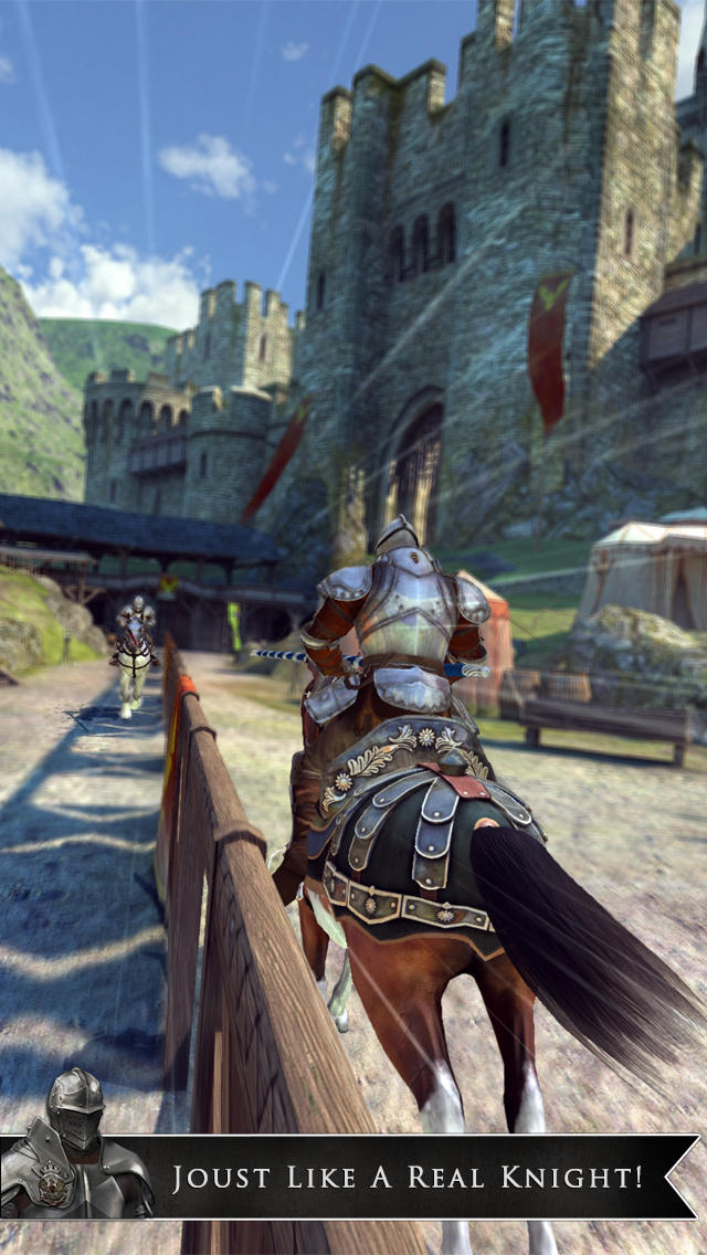 Real Knights 1.0 for iOS (iPhone screenshot 001)