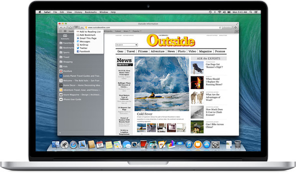 How to sync bookmarks between Mac, iPhone, and iPad