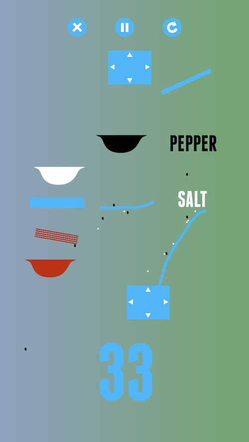 Salt and Pepper 3