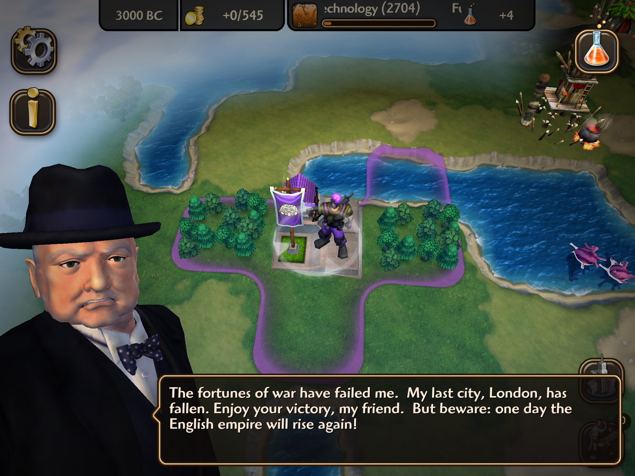 Sid Meier's Civilization Revolution 2 (screenshot 005)