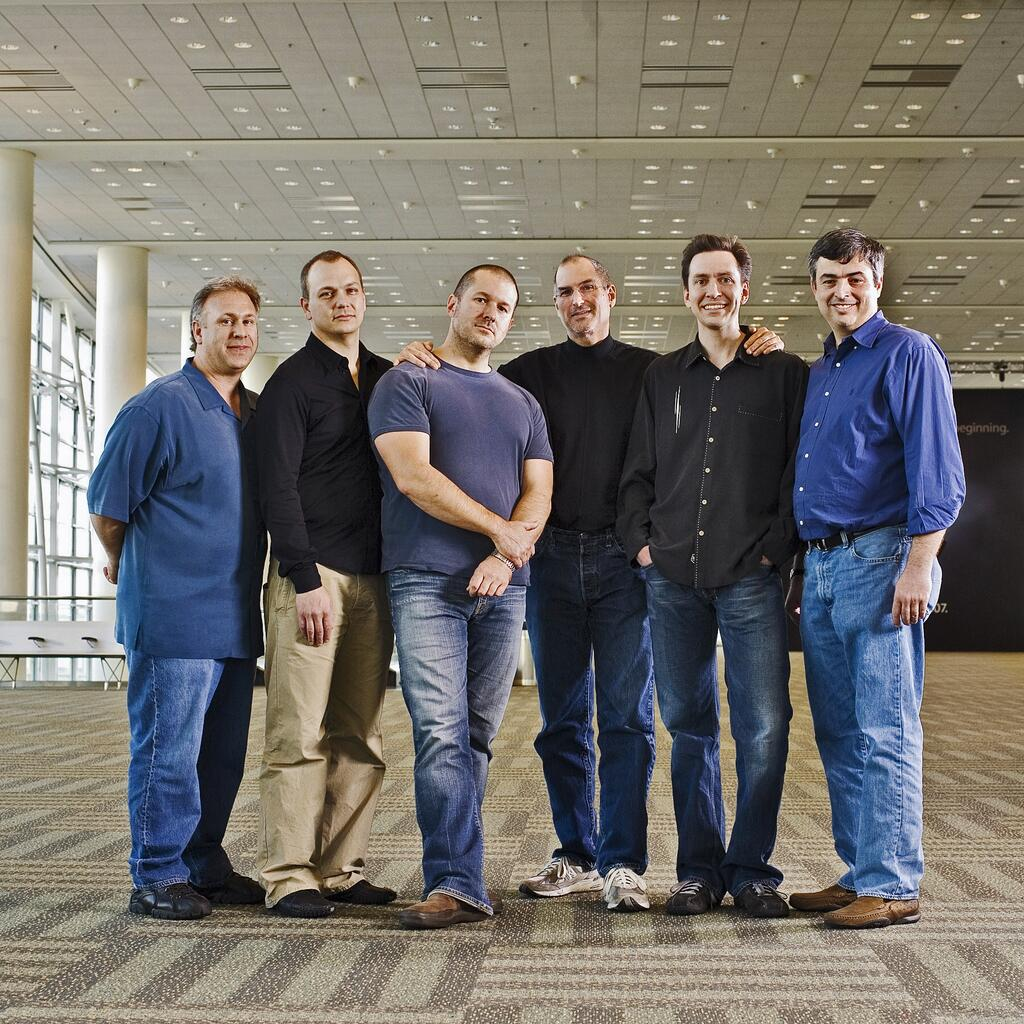 Smartphone Kings in 2007