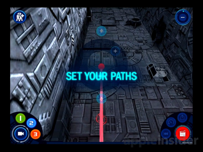 Star Wars Scene Maker 10 for iOS (iPad screenshot 003)