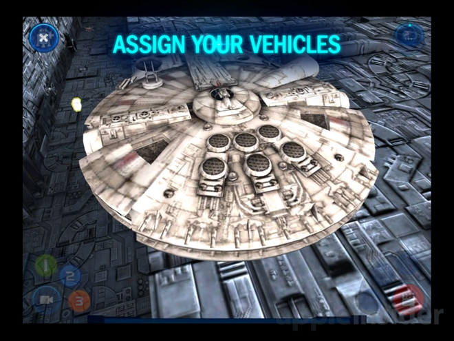 Star Wars Scene Maker 10 for iOS (iPad screenshot 004)