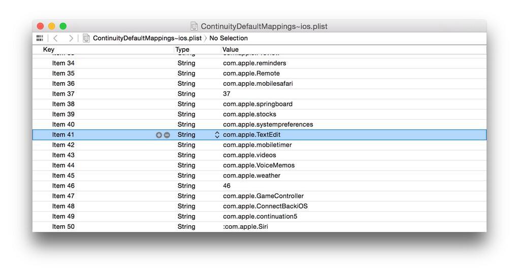 TextEdit iOS 8 code hook (Hamza Sood 001)