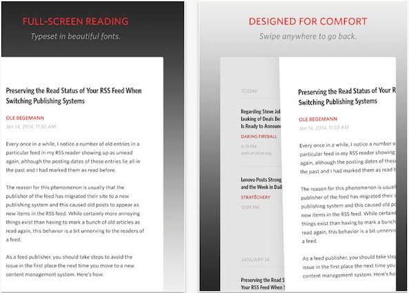Unread for iPad