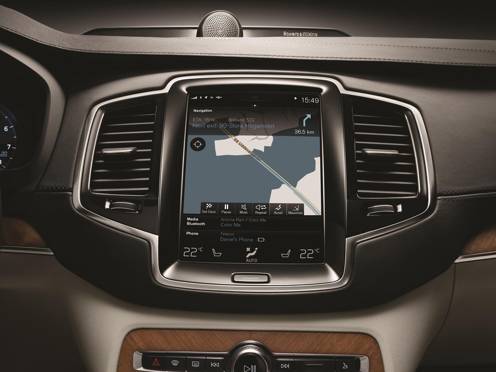 Volvo XC90 (interior 002)