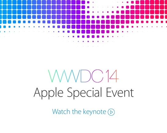 WWDC 2014 Keynote (teaser 002)