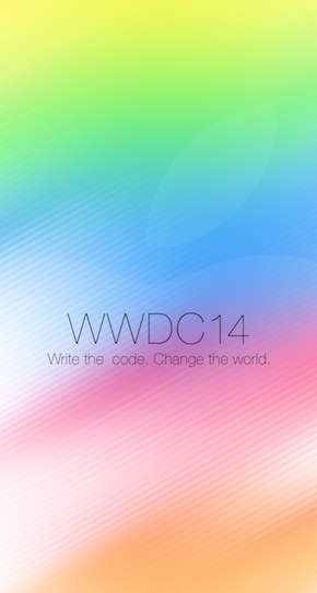 WWDC Wallpaper AR7 preview