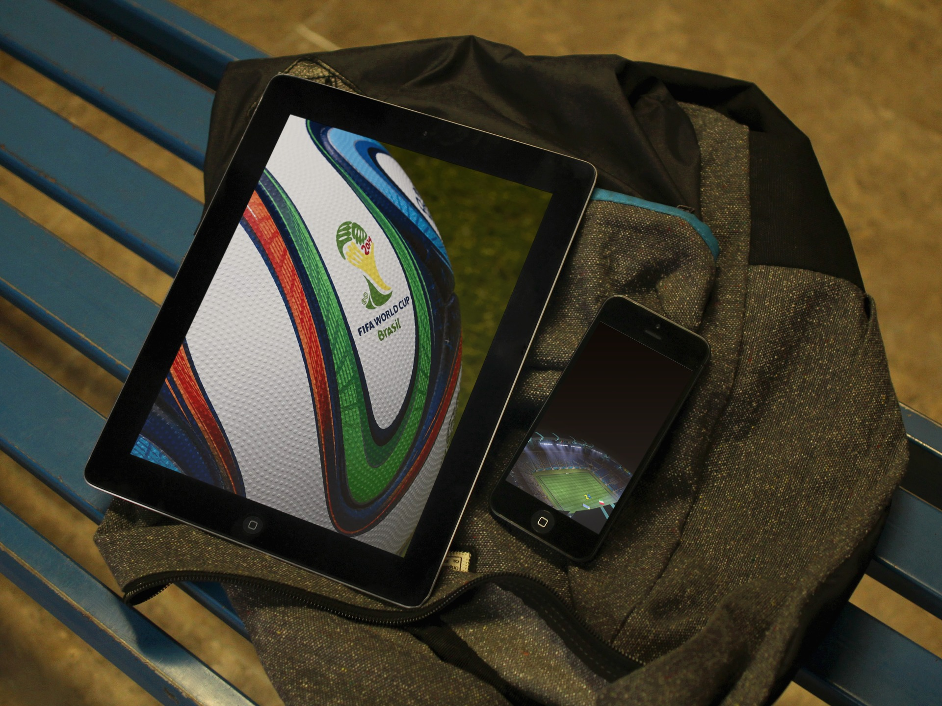 Wallpaper World Cup 2014 Splash iDownloadBlog