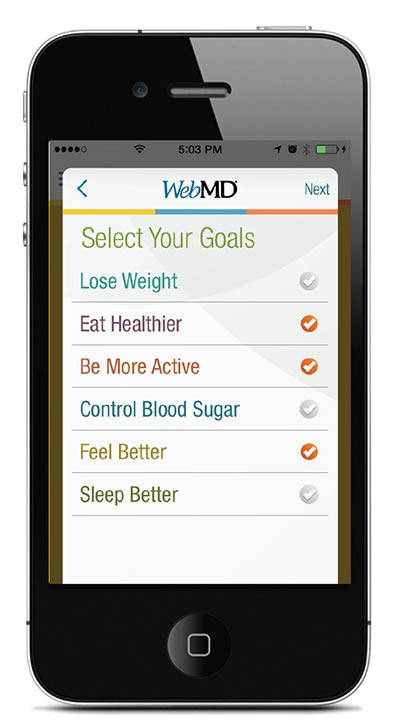 Web MD Healthy Target (image 001)