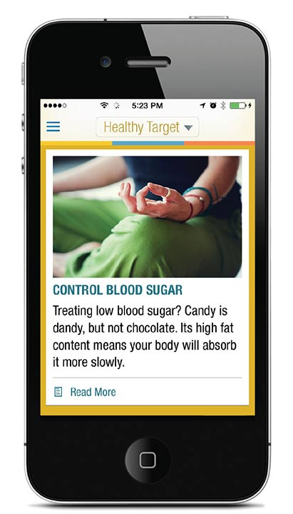 Web MD Healthy Target (image 003)