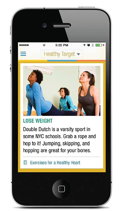 Web MD Healthy Target (image 004)