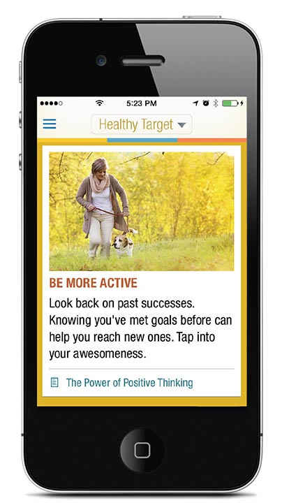 Web MD Healthy Target (image 005)