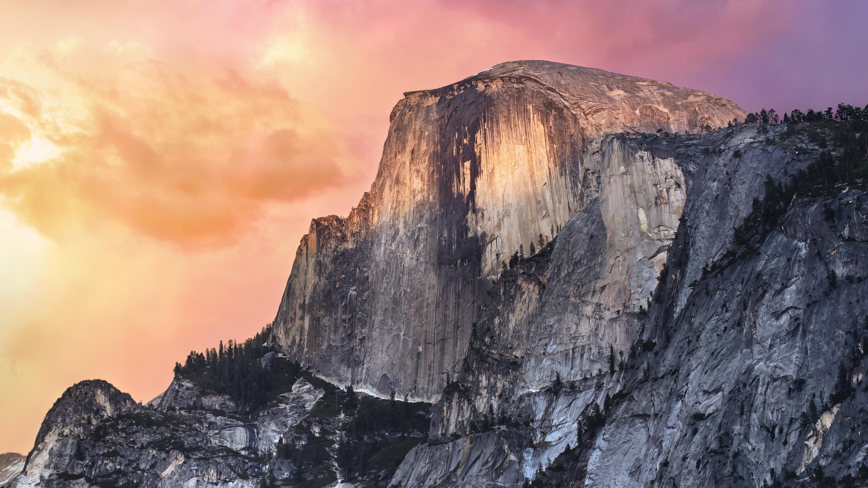 Os X Yosemite ヨセミテ の壁紙をmacbook Airに入れてみる Sitemiru
