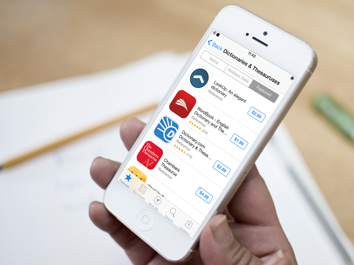Best free dictionary app for iphone