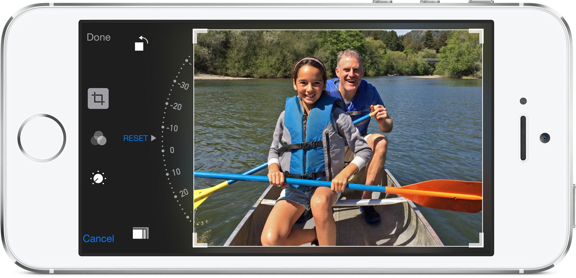 iOS 8 (Camera, Capture Composition 001)