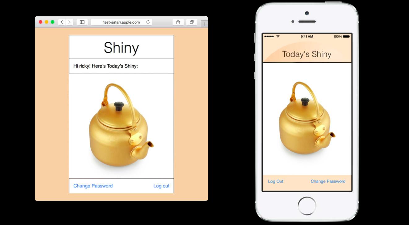 iOS 8 Safari Autofill Passwords in apps 002