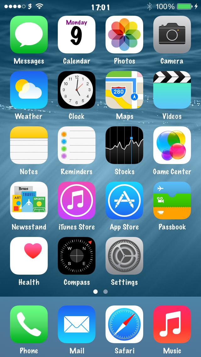 iOS 8 theming (Hamza Sood 001)