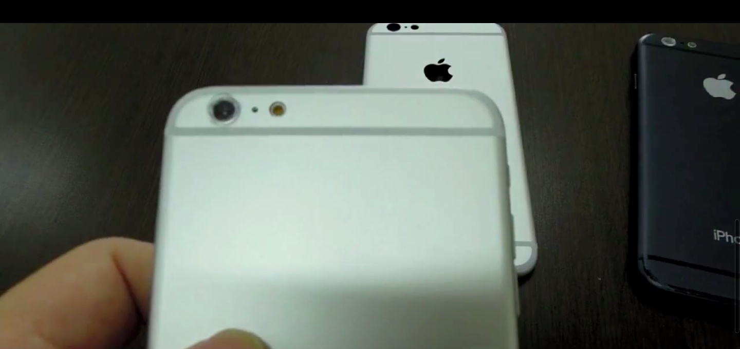 iPhone 6 backplate (NowhereElse 006)