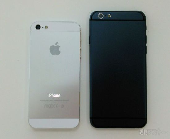 iPhone 6 mockup (Space Gray 001)