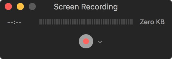 mac screencast