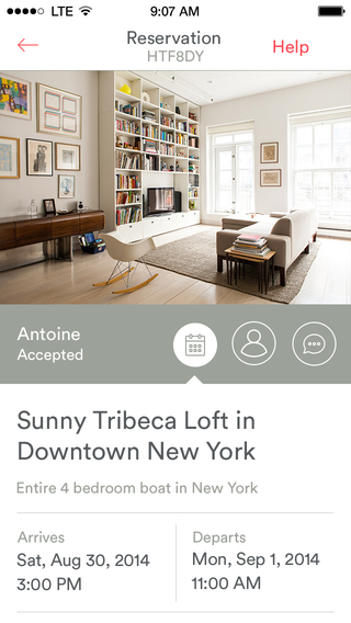 Airbnb 4.0 for iOS (iPhone screenshot 004)