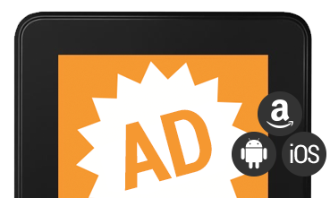 Amazon Mobile Ads Network (teaser 001)