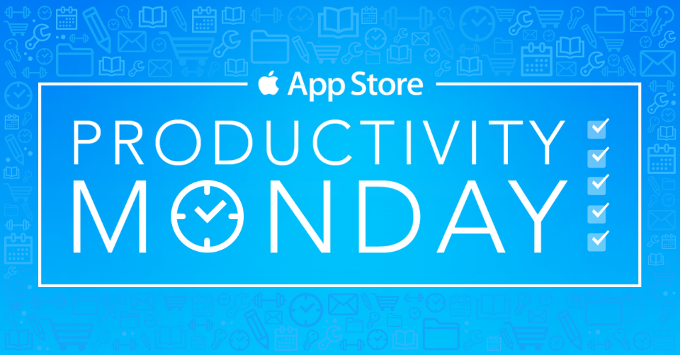 App Store Productivity Monday