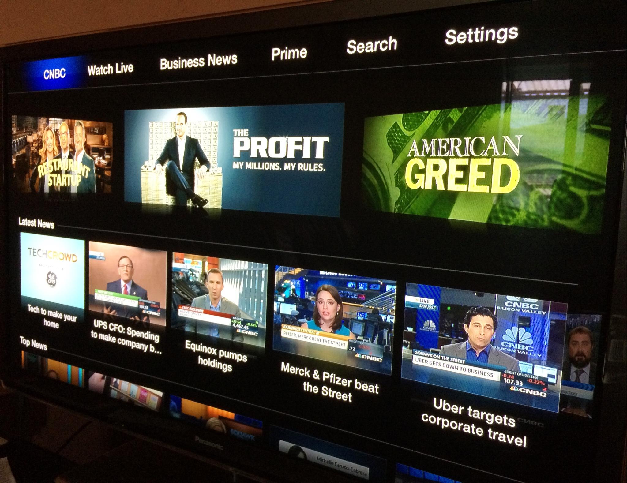 Apple TV (CNBC 001)
