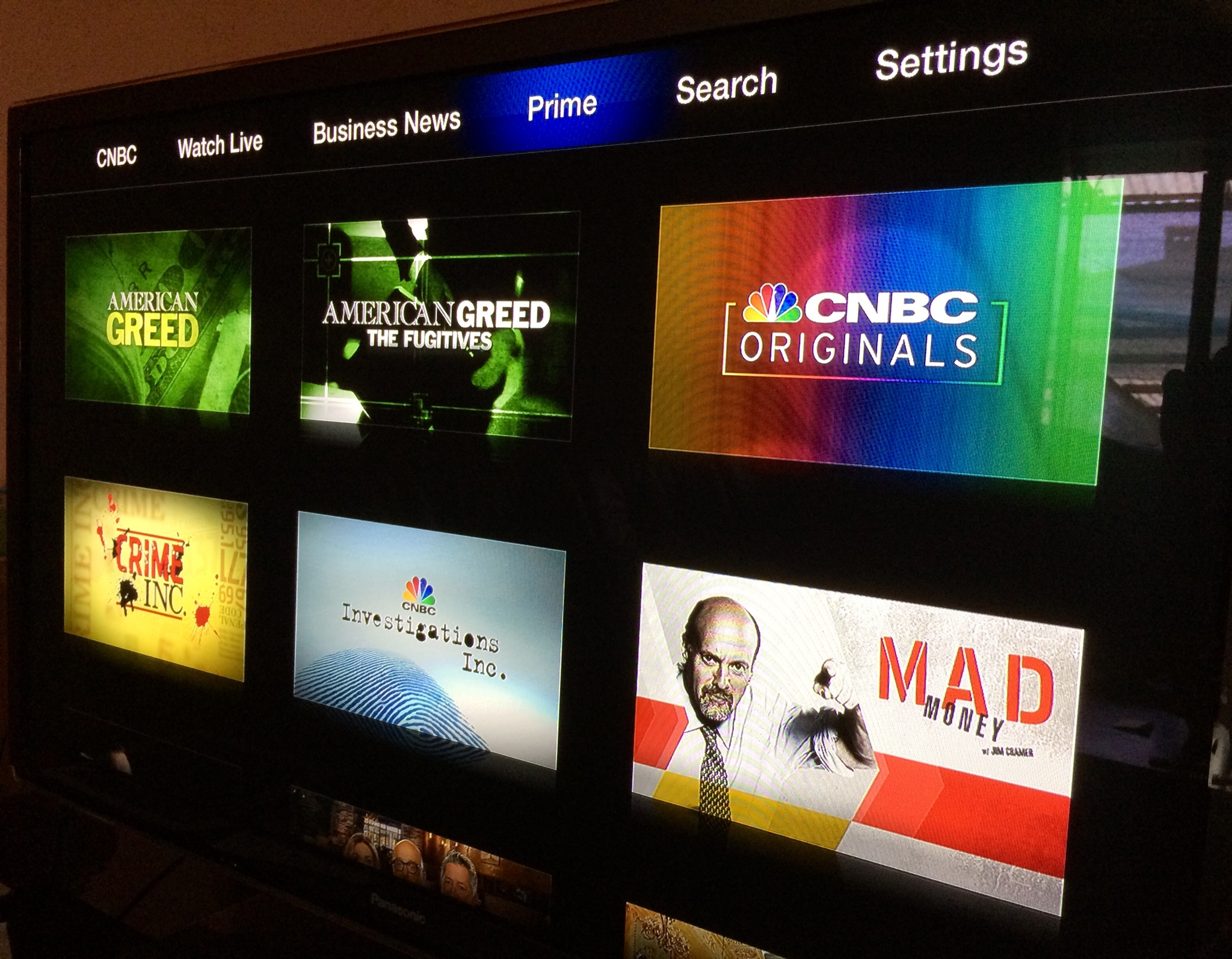 Apple TV (CNBC 002)