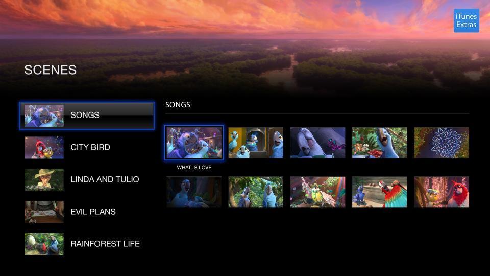 Apple TV (iTunes Extras 001)