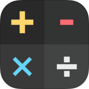 Calc 3.2.2 for iOS (app icon, small)