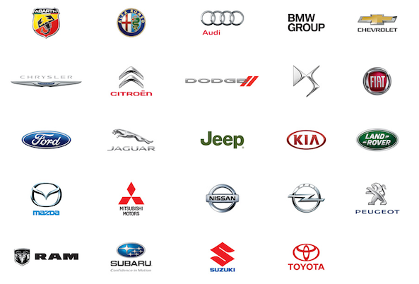 CarPlay partners