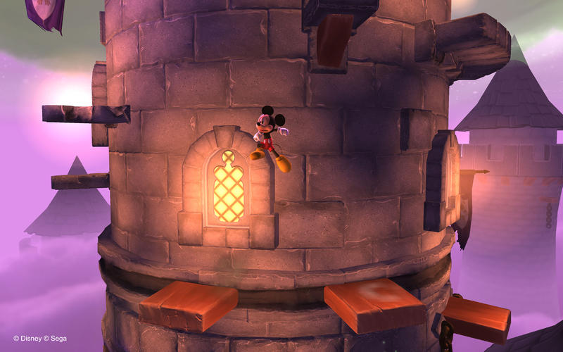 Castle of Illusion Starring Mickey Mouse for Mac (screenshot 002)