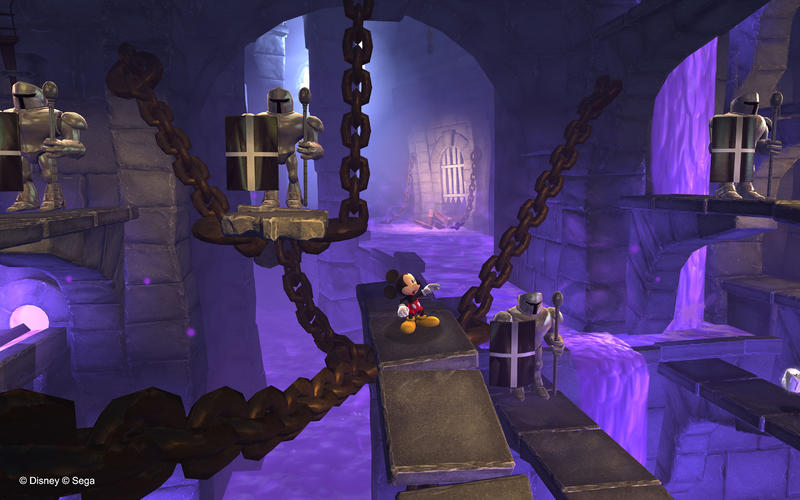 Castle of Illusion Starring Mickey Mouse for Mac (screenshot 004)