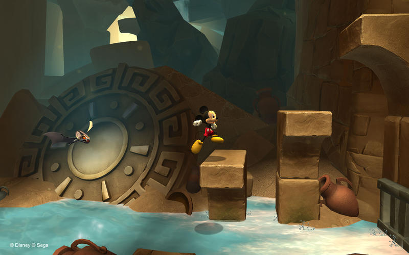 Castle of Illusion Starring Mickey Mouse for Mac (screenshot 005)