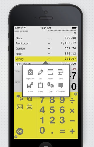 Digits 2.2.1 for iOS (iPhone screenshot 001)